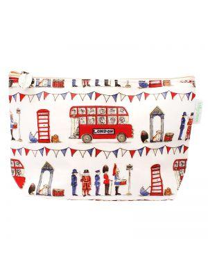Celebrating Britain Cosmetic Bag