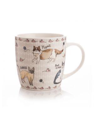 Curious Cats Mug