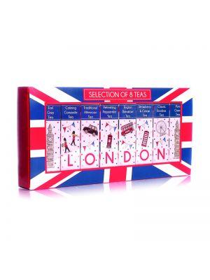 London Icons Tea Selection Gift Set