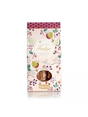 British Fruits Sachet of Clotted Cream Fudge
