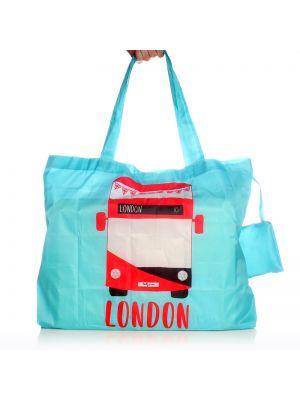 London Adventures Foldaway Bag