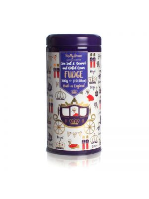 Royal Tin Cylinder of Two Flavour Fudges
