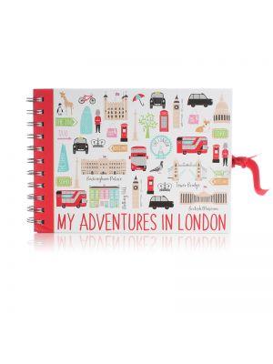London Adventures Travel Journal