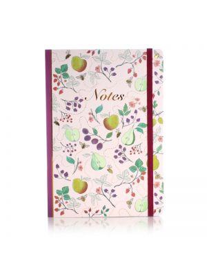 British Fruits Notebook A5 Softbound