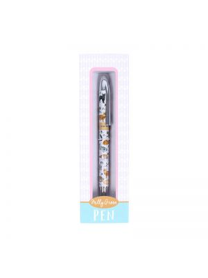 Curious Cats Gift Boxed Pen