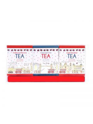 London Icons Set of 3 Teas
