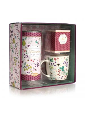 British Fruits Tea Time Gift Set
