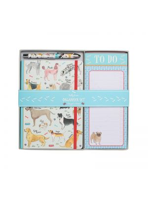 Debonair Dogs Stationery Gift Set