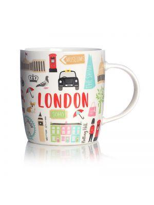 London Adventures Mug