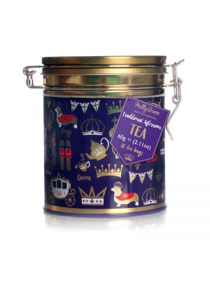 Royal Clamp Tin of Tea